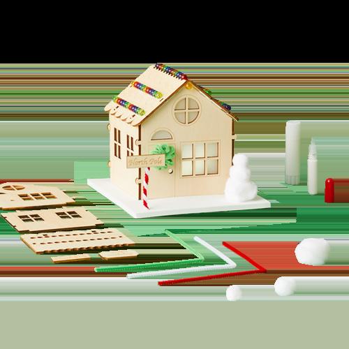 Santa's Light-Up Workshop product image