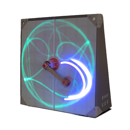 Tinker Crate Glowing Pendulum Project Kit