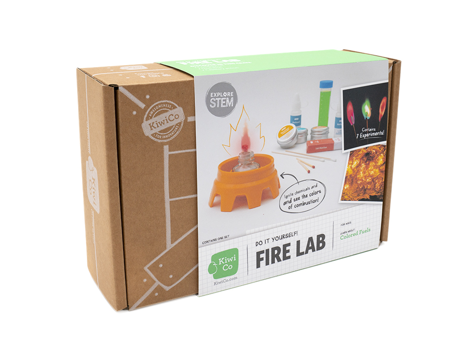 KiwiCo Fire Lab