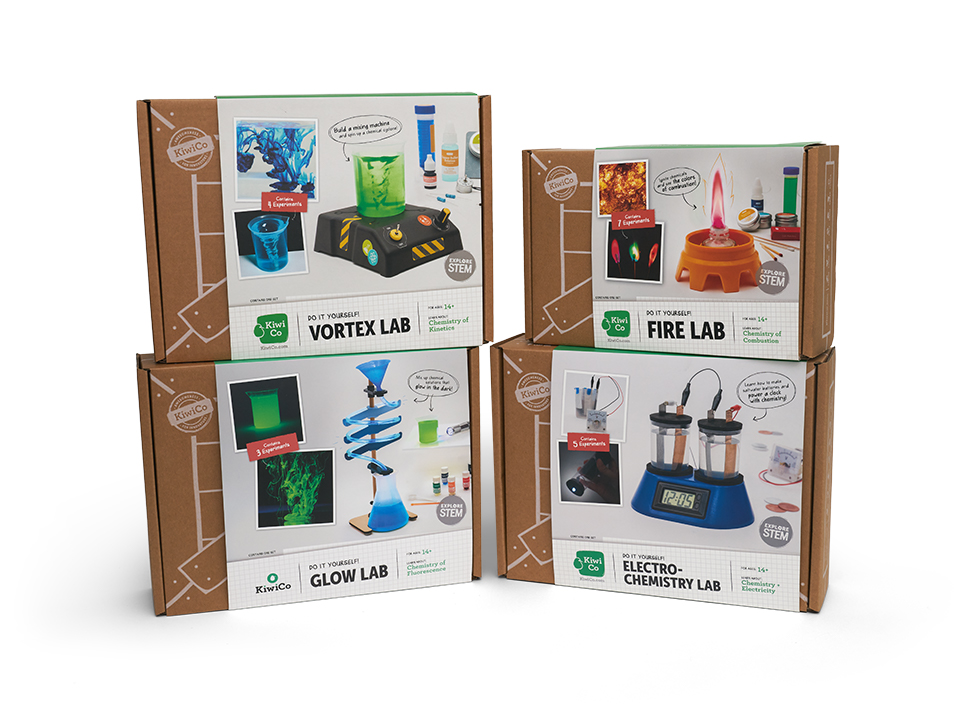 Chemistry (4-Pack) product image