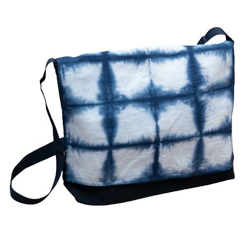 Shibori Messenger Bag product image