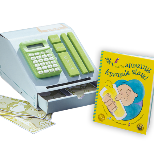 Alex and the Lemonade Stand Book Set product image