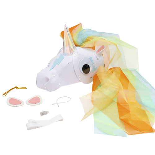 Glowing Horn Unicorn Costume product image