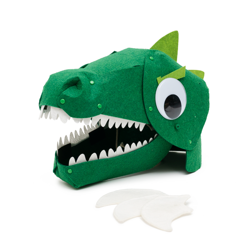 Chomping Mechanical Dinosaur Costume product image