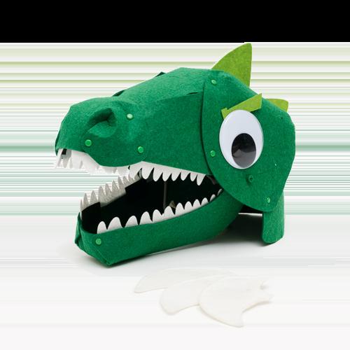 Chomping Mechanical Dinosaur Costume product image