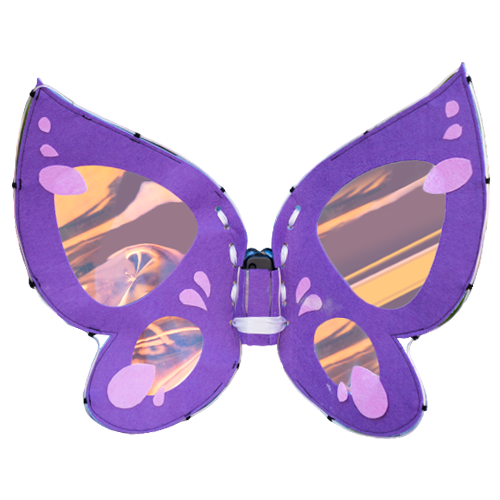 Light-Up Wings Costume product image