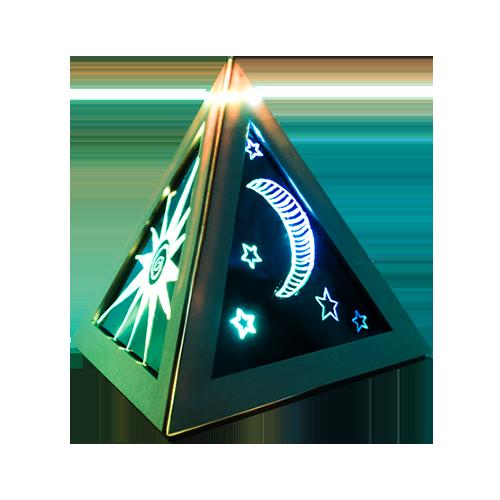 Scratch Art Lantern product image