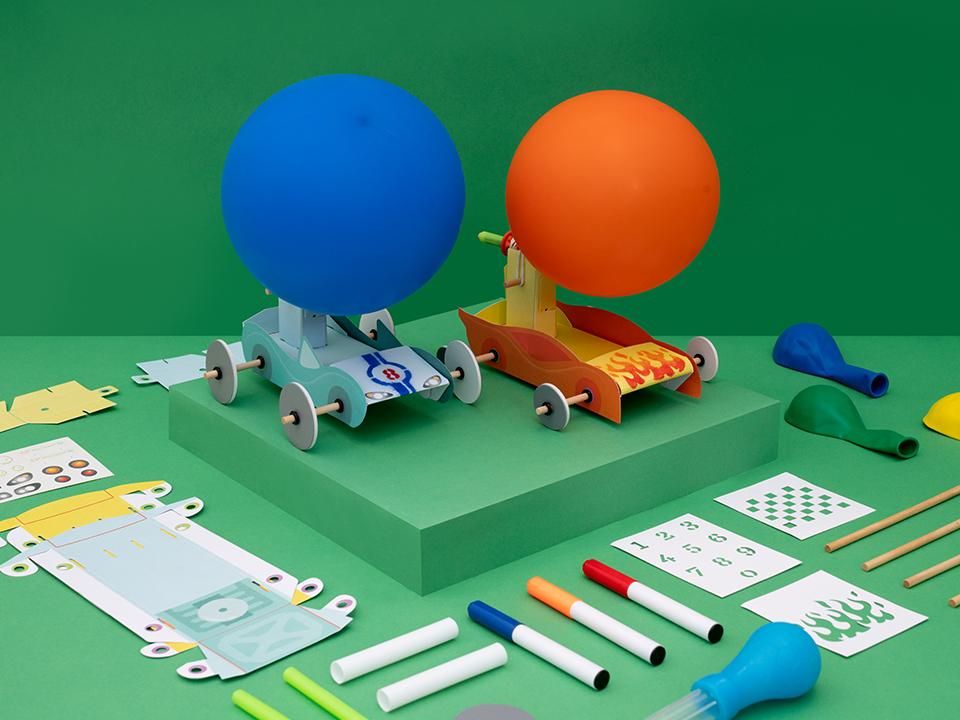 BRAND NEW 5-Pack Kiwico Koala Crate Classics - Educational Toys