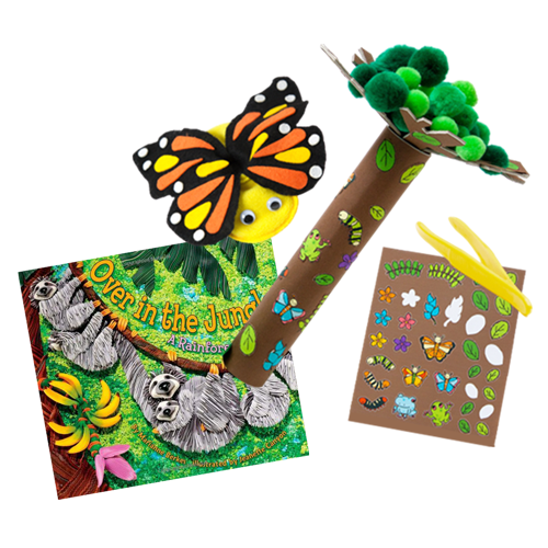 Rainforest Book Set product image