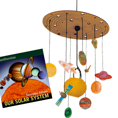 Solar System Book Set product image