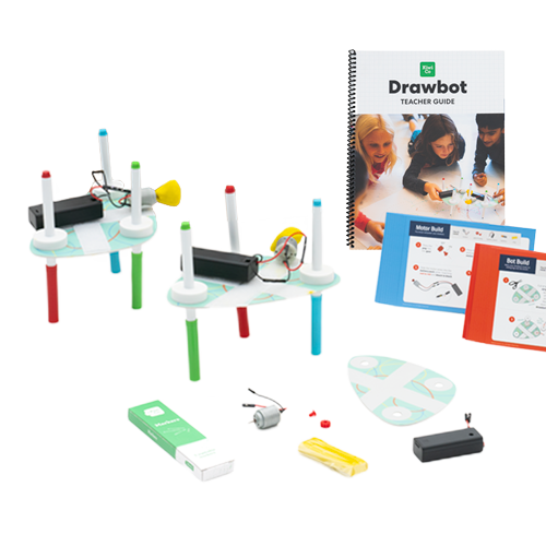 Drawbot Classroom Pack product image