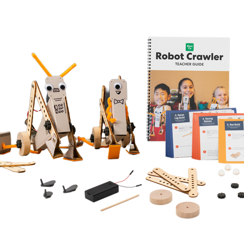 Robot Crawler Classroom Pack product image