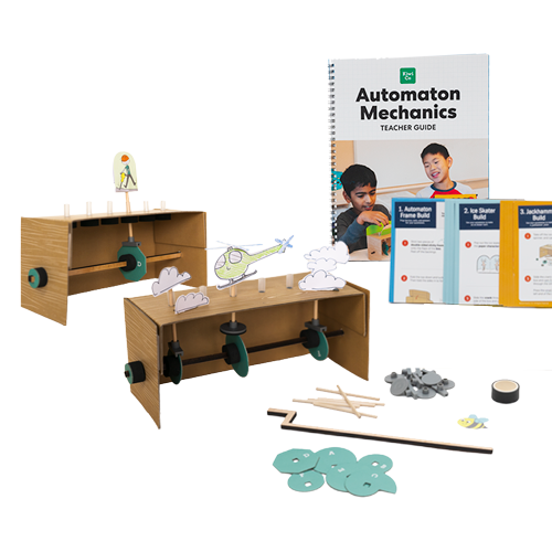 Automaton Classroom Pack product image