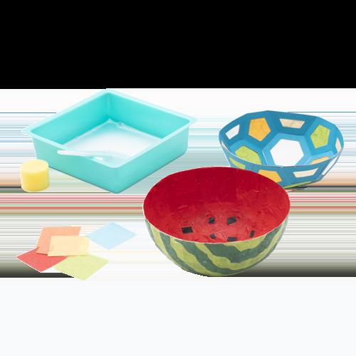 Doodle Crate Paper Bowls Craft Kit