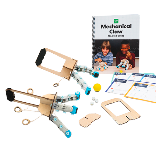 Mechanical Claw Classroom Pack product image