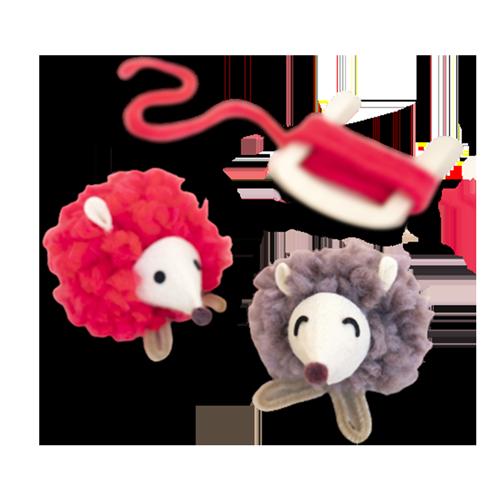 Pom-Pom Hedgehogs product image