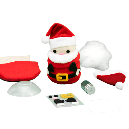 Santa Wobbler product image