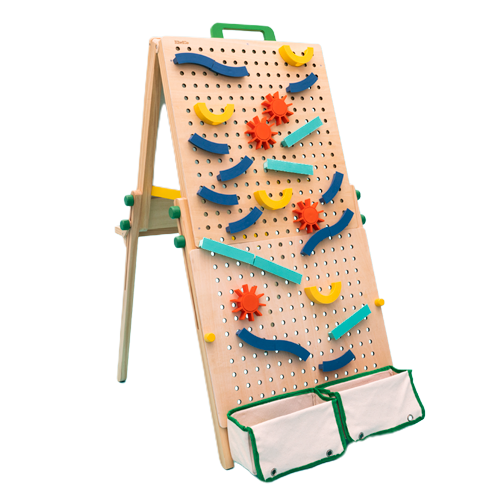 Marble Run + Art Easel product image