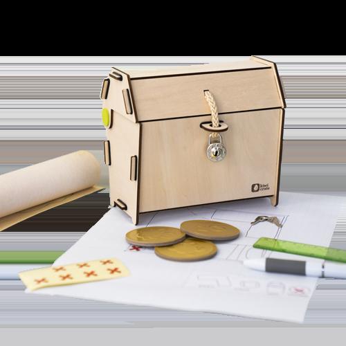 Kiwi Crate Treasure Hunt Project Kit