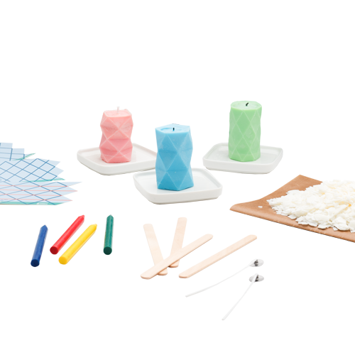 Geometric Candles product image