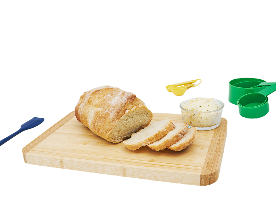 Science of Cooking: Bread & Butter product image