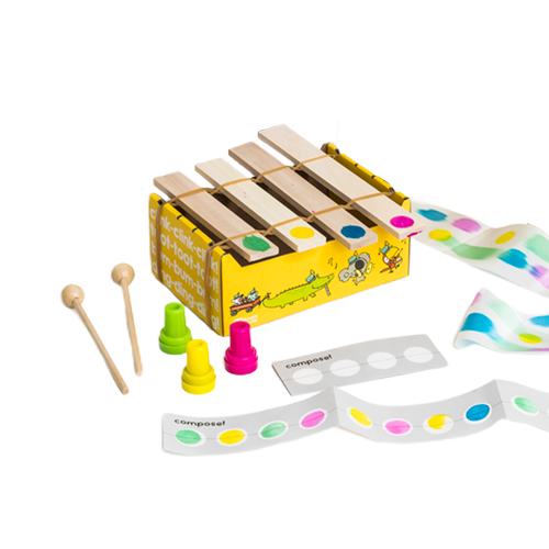 Koala Crate Music and Rhythm Learning Kit